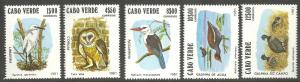 CAPE VERDE SCOTT 436-440