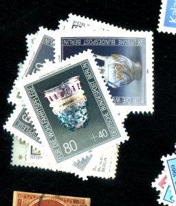GERMANY #9NB231-41 MINT VF OG NH Cat $15