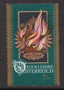 Austria    #B1710d  MNH  1996  Austria millennium  7s    revolution 1848