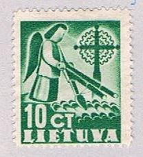 Lithuania Angel 10c (AP117913)