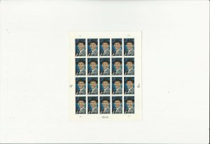 US Stamps Sheet/Postage Sct #4265 Frank Sinatra MNH F-VF OG  FV 8.40