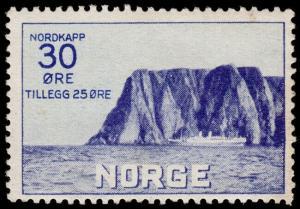 Norway Scott B3 (1930) Mint NH F, CV $195.00 C