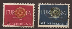 Netherlands  # 385 - 86  used   A