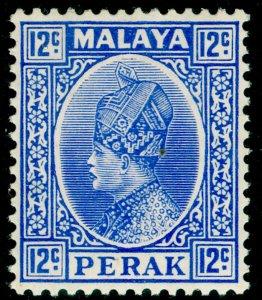 MALAYSIA - Perak SG95, 12c brt ultramarine, NH MINT.
