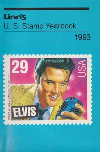Linn's U.S. Stamp Yearbook for 1993