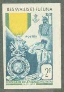 Wallis & Futuna Islands 149 Mint VF H imperf