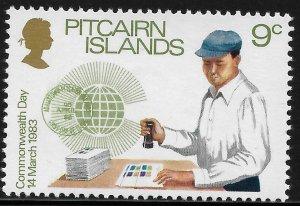 Pitcairn Island - SC# 222 - MNH - SCV$0.25