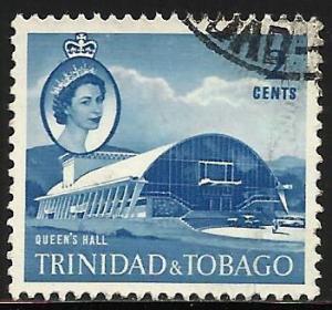 Trinidad and Tobago 1960 Scott# 90 Used