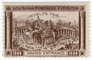 (I.B) US Cinderella : Louisiana Purchase Exposition (Grand Entrance)