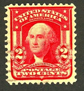 U.S. #319 USED