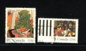Can #1150-51   used VF 1987 PD