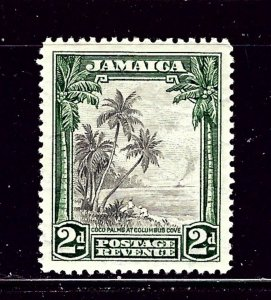 Jamaica 106 MH 1932 Coco Palms