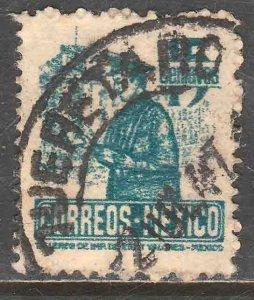 MEXICO 825, 15¢ Postman. Used. VF. (887)