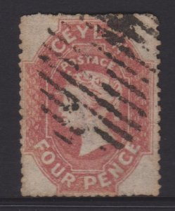Ceylon Sc#19 Used