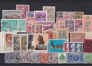 Mixed World Stamps ref R 16660