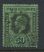 Straits Settlements George V  SG 238  Used