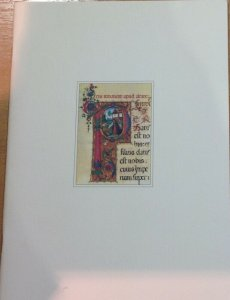 VATICAN BOOKLET 1995-2000 HOLY YEAR STAMPS CAT £78.   STUNNING ITEM