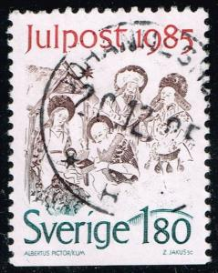 Sweden #1560 Adoration of the Magi; Used (0.50)