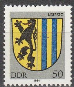 DDR #2400  MNH   (S6889)