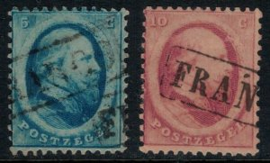 Netherlands #4-5  CV $24.00