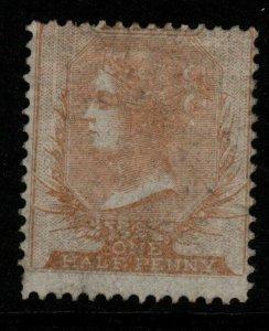 MALTA SG3a 1863 ½d PALE BUFF MTD MINT