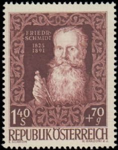 1948 Austria #B245-B251, Complete Set(7), Never Hinged