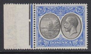 Dominica, Scott 72 (SG 78), MNH