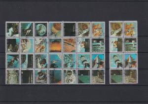 Umm Al Qiwain Space Exploration Stamps Ref 24869