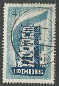 Luxembourg ---  Scott # 320 - Used