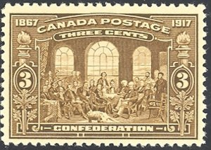 Canada #135   Mint VF NH   - Lakeshore P...