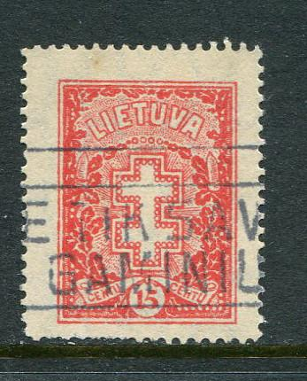 Lithuania #237 Used - Penny Auction