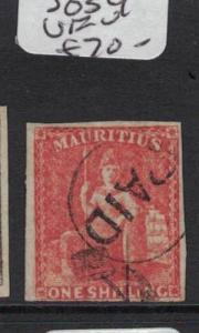 Mauritius SG 34 VFU (1dtn)