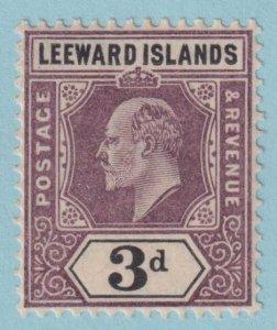 LEEWARD ISLANDS 24 MINT NEVER HINGED OG *  NO FAULTS EXTRA FINE