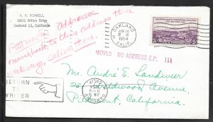 USA 773: 3c California Pacific Intl. Exposition (1935), on cover, F-VF