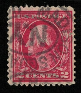 USA 1908 Benjamin Franklin 2с (ТS-1824)