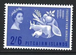 Pitcairn Island   mnh sc 35