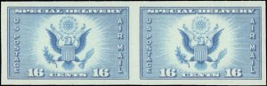 United States #771, Complete Set, Pair, 1935, Mint No Gum As Issued