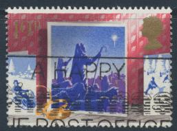 Great Britain SG 1415  Used   - Christmas