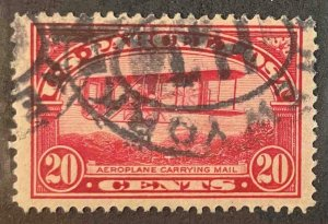 US Stamps #Q8 Used Parcel Post #Q8A136