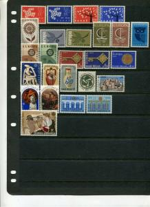 Greece   EUROPA ISSUES - Great Group (Mint NEVER HINGED)