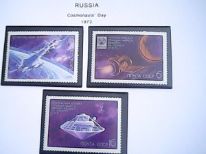 1972  Russia  MNH  full page auction