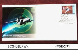 INDIA - 2012 AIRBORNE WARNING AND CONTROL SYSTEM / AVIATION - FDC