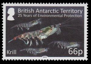 British Antarctic Territory 516 MNH