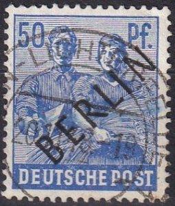 Germany #9N13 F-VF Used CV $22.50 (Z1986)