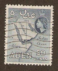 Aden Scott # 53   Used