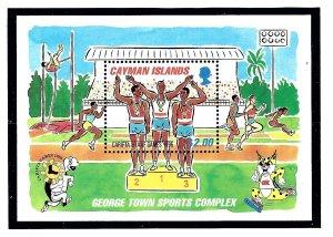 Cayman Is 703 MNH 1995 Olympics S/S