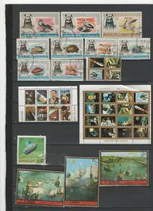 ajman stamps