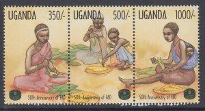 Uganda 1309 MNH VF