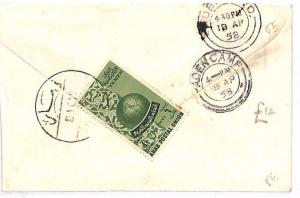 AK68 1958 Camp Aden Yemen Cover
