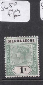 Sierra Leone SG 50 MOG (5dmi)